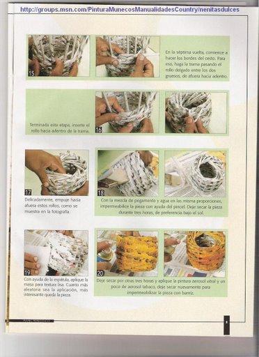 """Интерьерные штучки """"а-ля лоза"""" - Оригами своими руками. !--if(Оригами .)--- Оригами .!--endif-- - Инструкции по изготовлению под"""